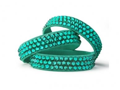 Apyrankė 3 eilių Emerald