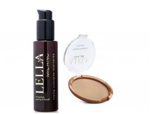 Lella Milano Tanning Makeup