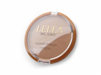 Lella Milano Tanning Makeup 3