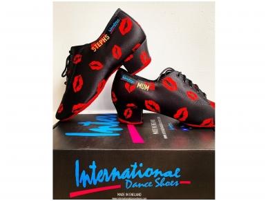 Treniruočių šokių bateliai - LIPSTICK 3