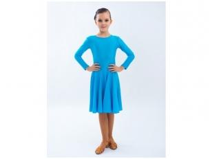Vaikiška suknelė varžyboms