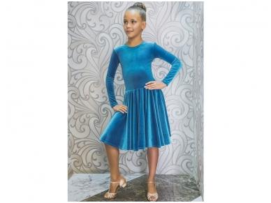 Vaikiška suknelė varžyboms 2